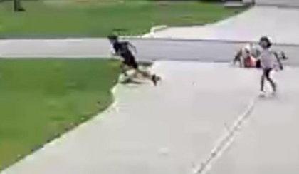 Wziął na siebie atak pitbulla. Uratował 6-latka. FILM