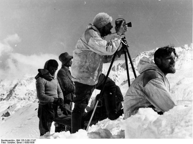 Niemiecka wyprawa do Tybetu w 1938 r.