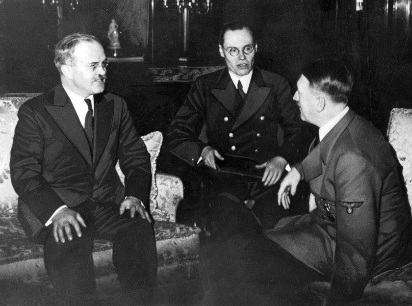 Hitler und Molotow, Berlin 1940 | Hitler and Molotov, Berlin 1940