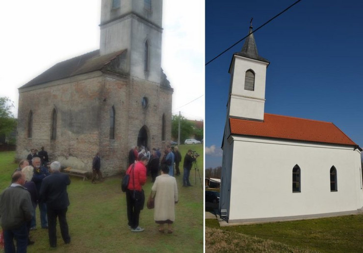 Crkva Svetog Ilije u Mlaki