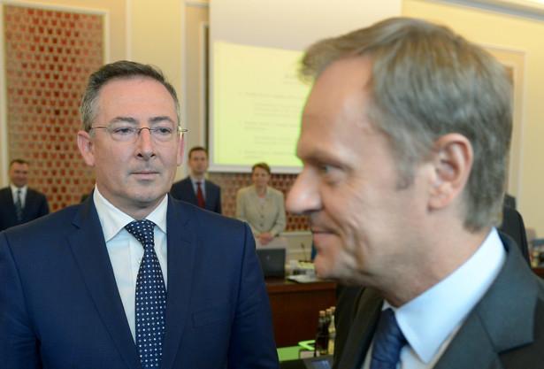 Bartłomiej Sienkiewicz PAP/Radek Pietruszka