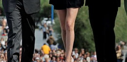 Kto ma takie długie nogi?