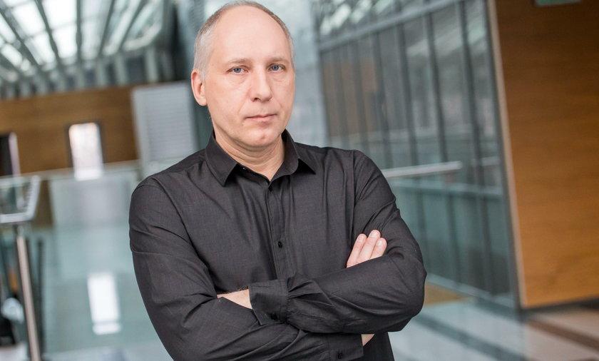 Kuba Sienkiewicz, lider Elektrycznych Gitar