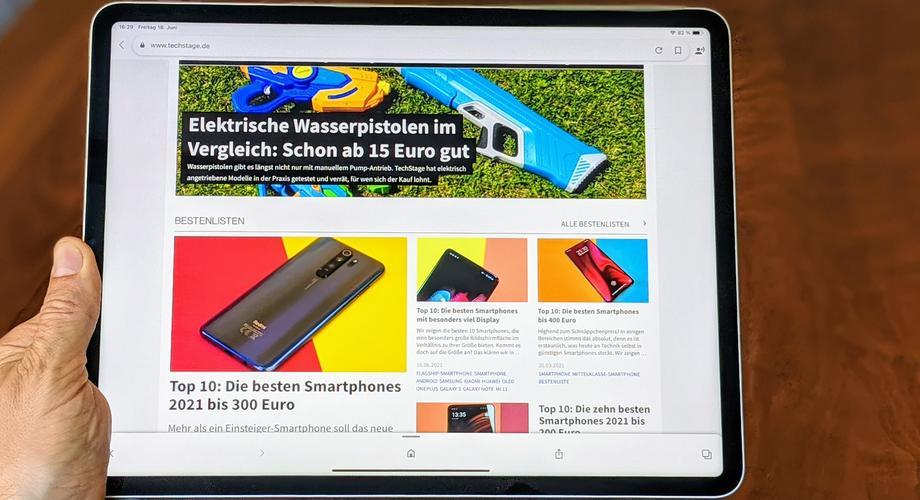 Apple iPad Pro 12,9 Zoll 2021