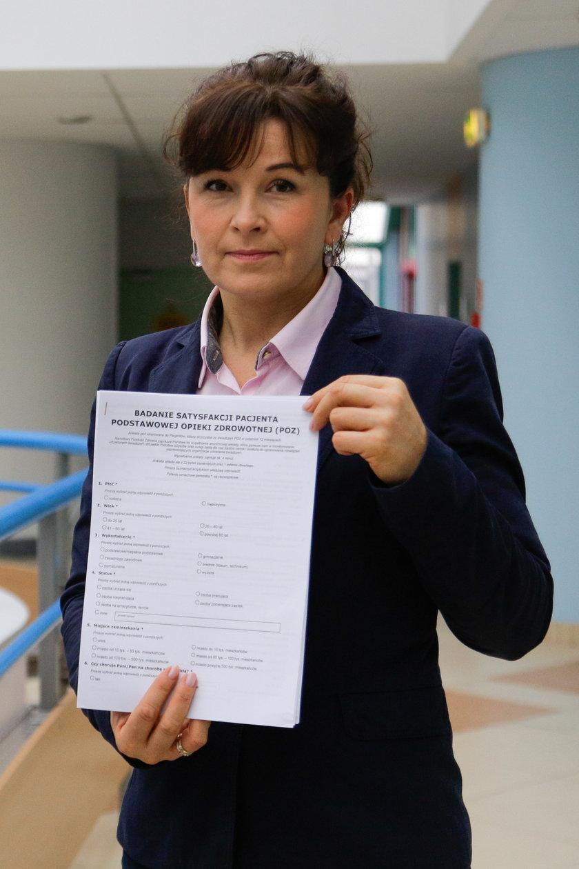 Joanna Mierzwińska (39 l.), rzecznik dolnośląskiego Funduszu