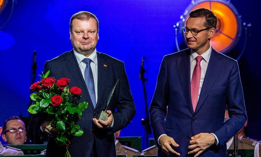 Premier Litwy Człowiekiem Roku Forum Ekonomicznego