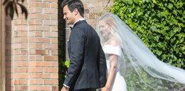 Podwójna ceremonia Juszczak i Krawczyka. Wzięli ślub kościelny i ochrzcili córeczkę