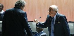 Blatter: To wszystko przez Platiniego