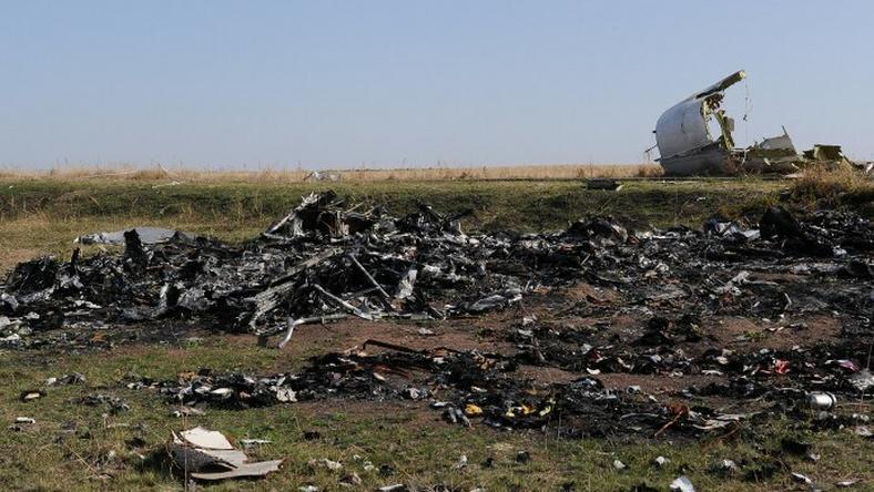 Bellingcat obwinia rosyjskich żołnierzy za katastrofę Boeinga 777