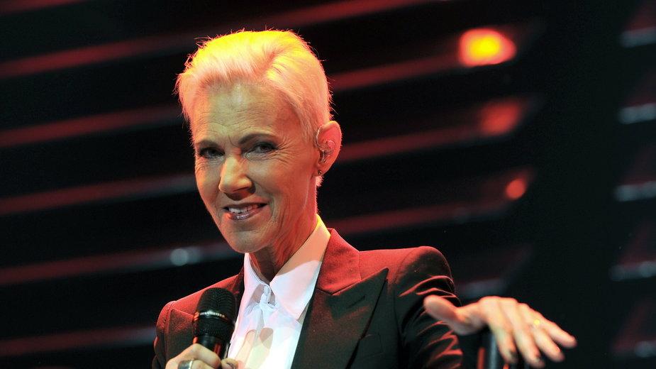 Marie Fredriksson, wokalistka Roxette