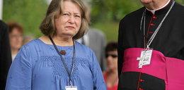 Ona krzyczy na prezesa PiS w jego gabinecie