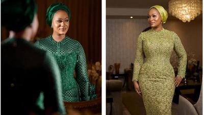 Samira Bawumia's birthday drip is the state this nation aspires to be, just splendid