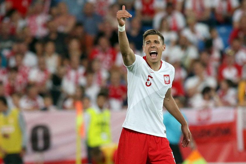 Polska - Chile , mecz towarzyski , International football friendly match Poland - Chile
