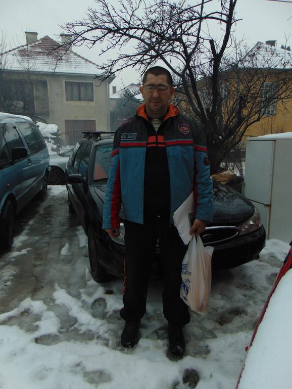 """Ivica Đokić bio za volanom """"forda"""""""