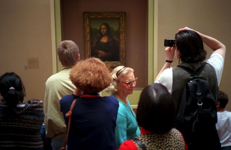 Mona Lisa, Luvr