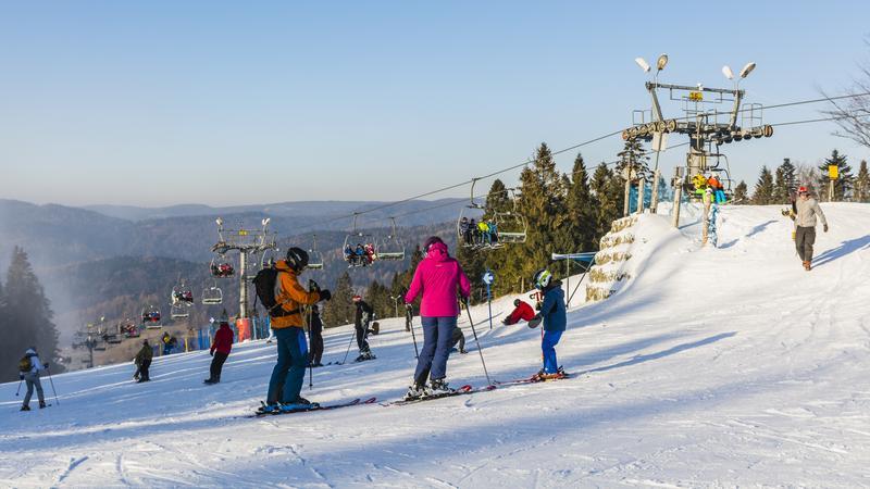 Gdzie na narty w weekend?