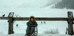 Niepełnosprawny chłopiec zawstydził leniwych turystów z Zakopanego