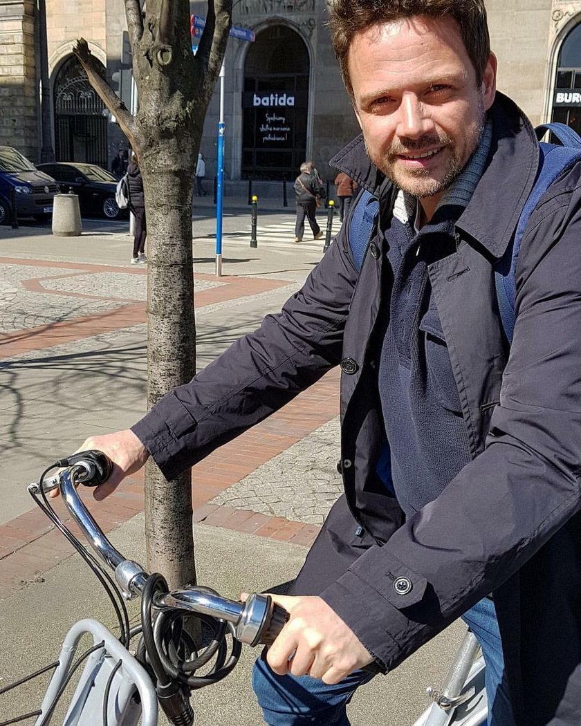 Na rowerze do pracy