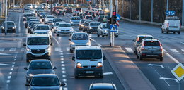 Znowu więcej aut w Poznaniu