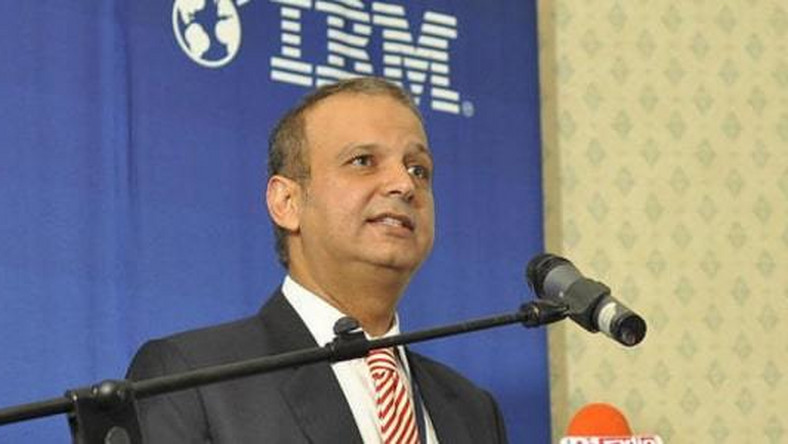 Takreem El Tohamy, IBM's General Manager for Middle East and Africa