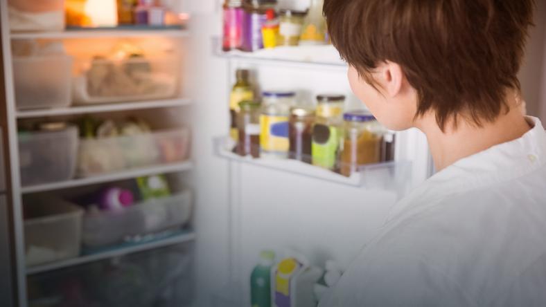 Generalny przegląd lodówki warto robić raz w tygodniu, najlepiej przed większymi zakupami