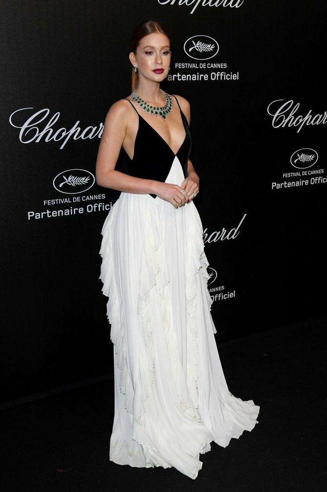 Izazovnija Marinina haljina