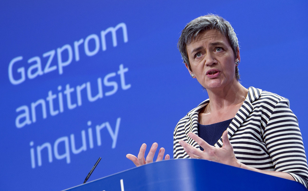 Ko je žena koja je oglobila Gugl i Epl za 20 milijardi evra?