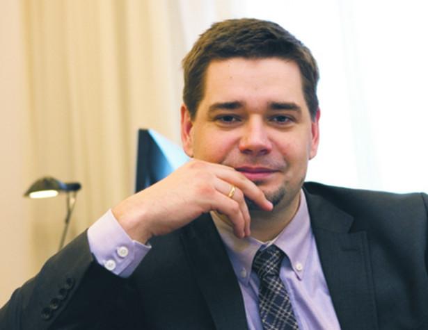 Michał Królikowski, dr hab. nauk prawnych, podsekretarz stanu w Ministerstwie Sprawiedliwości