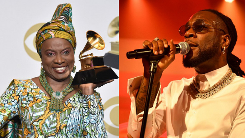 Here are 3 reasons why Angelique Kidjo deserves to win the Grammy Award over Burna Boy. (Channels TV)