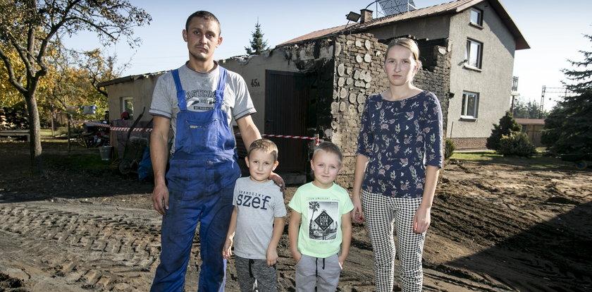 Straciliśmy dom w pożarze, bo hydranty były nieczynne