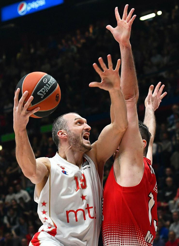 KK Crvena zvezda, KK Armani