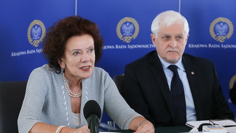Sędzia Irena Kamińska