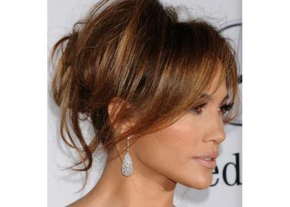 W Stylu Gwiazdy Uczesania Jennifer Lopez Styl życia