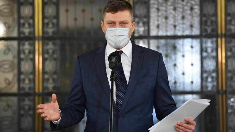 Marcin Warchoł PAP/Radek Pietruszka