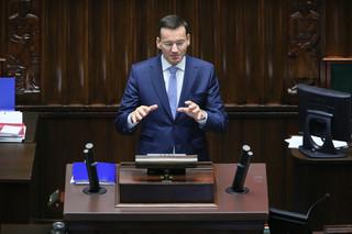 Morawiecki: Jednolita danina nie będzie się wiązać ze wzrostem fiskalizmu