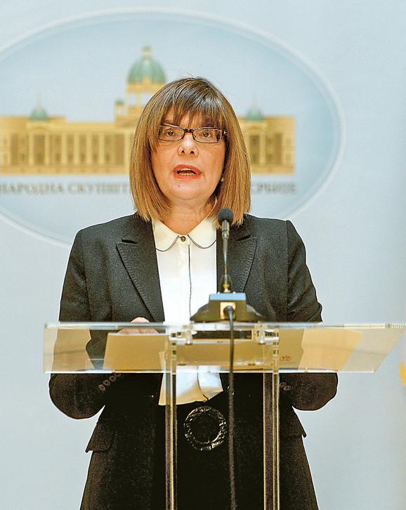 Opozicija ne želi nazad u Skupštinu uprkos paketu mera koje Gojković predlaže
