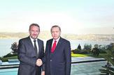 Izetbegovic i Erdogan foto facebook
