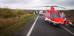 Tragiczny wypadek autokaru z uczniami na Słowacji. Jest wiele ofiar