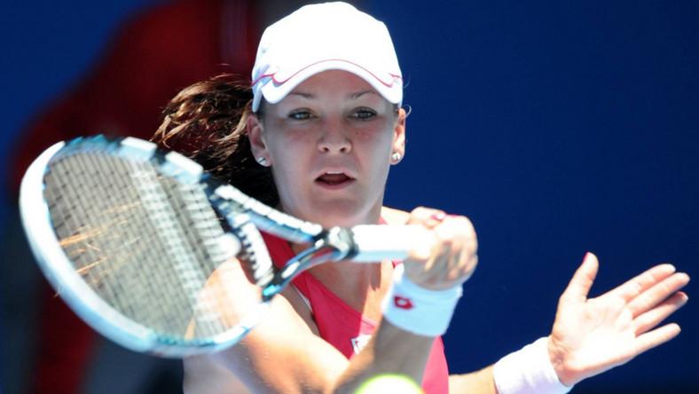 Polska tenisistka ciężko pracuje na swoje miliony