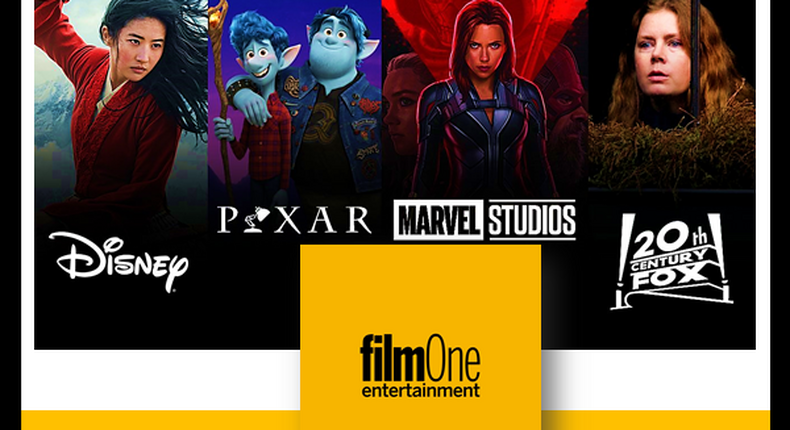 Disney Africa signs exclusive distribution deal with FilmOne Entertainment to become the sole distributor of its movies in West Africa