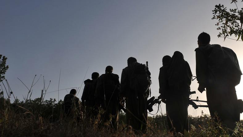 Oddział islamistów