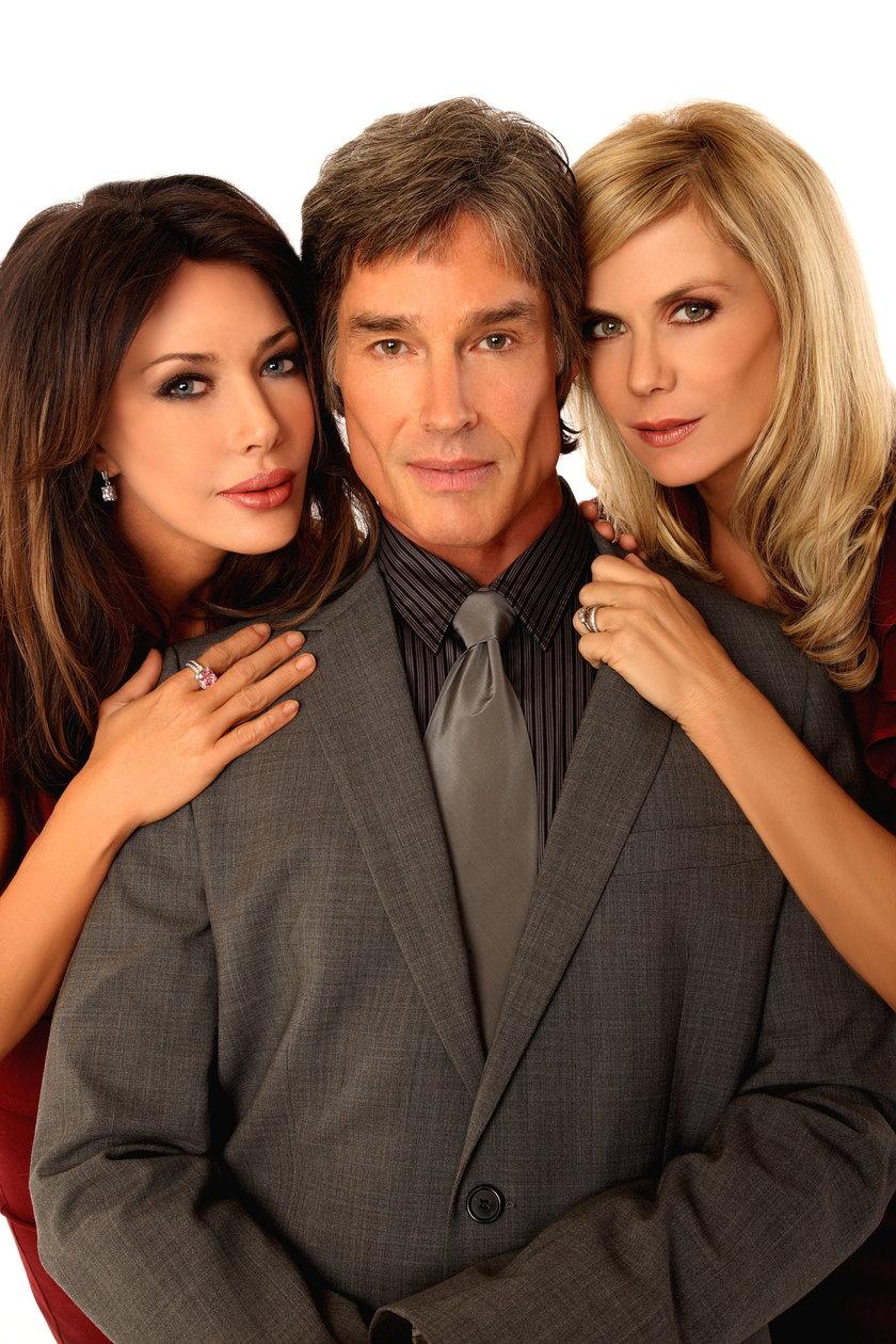 Brooke, Taylor i Ridge z Mody na sukces
