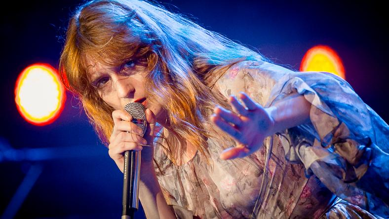 Florence And The Machine podczas Orange Warsaw Festival 2014