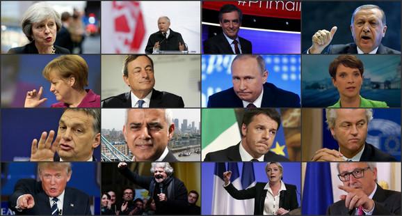 16 političara koji će oblikovati EU