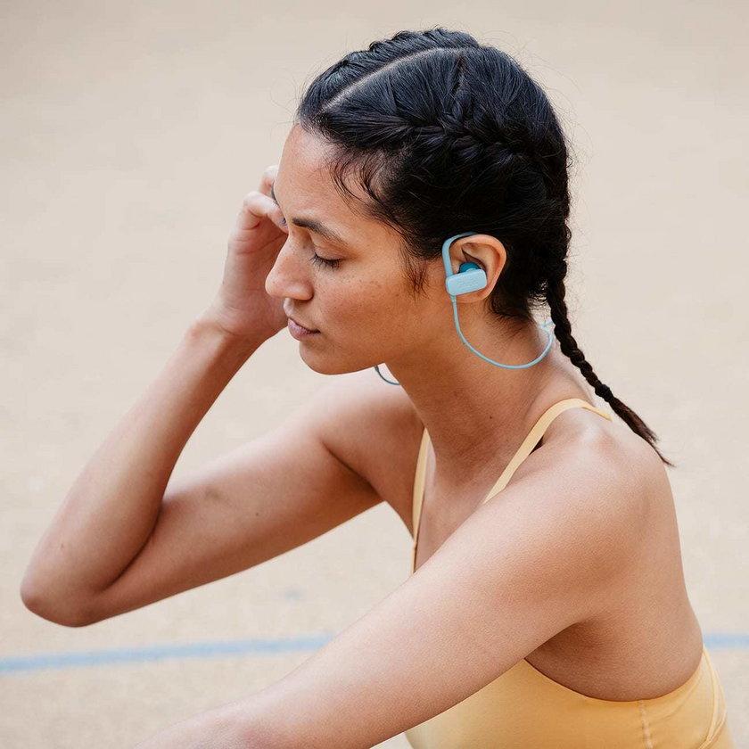 Bezprzewodowe słuchawki douszne Teufel Airy Sports