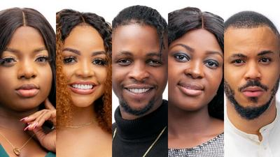 BBNaija 2020: Top 5 most popular housemates