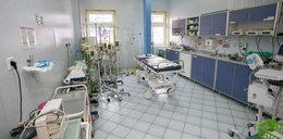 Ciężko chore dzieci zostały bez lekarzy! Oddział trzeba było zawiesić