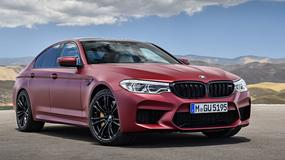 IAA Frankfurt 2017: BMW M5 po raz pierwszy z napędem na cztery koła