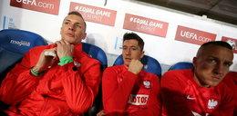 Reprezentacja trenowała w Chorzowie. Z Ukrainą bez Lewandowskiego