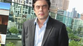 "Benicio del Toro w ""Guardians of the Galaxy"""